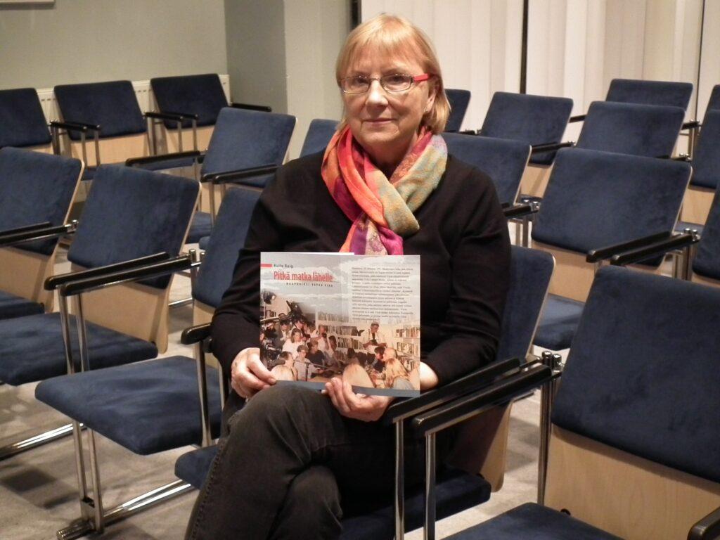 Liiton entisen pääsihteerin kirjailija Kulle Raigin kirja Pitkä matka lähelle ilmestyy vuonna 2011