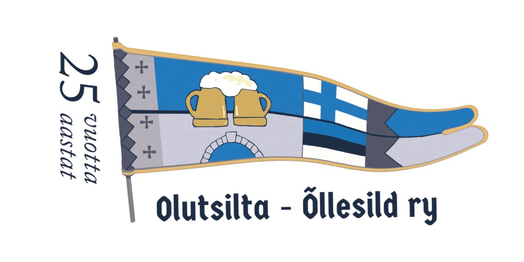 Liiton jäsenseura Olutsilta – Õllesild perustetaan