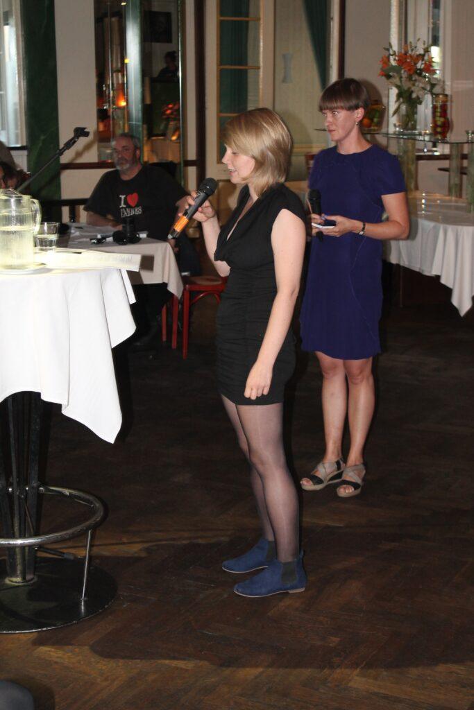 24.8. Night of the Living Poets – Kansainvälinen runoilta Ravintola Kaisaniemessä Helsingissä