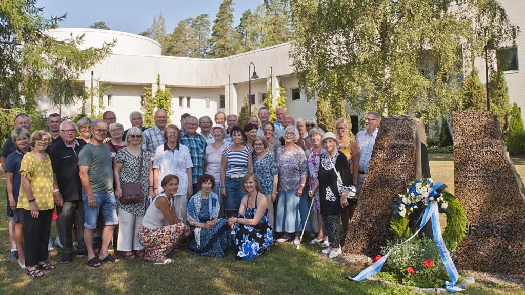 Liiton jäsenseura Suomen-poikien perinneyhdistys perustetaan