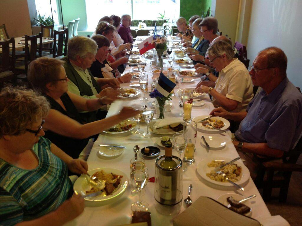 Liiton jäsenseura Virolaisen kulttuurin ystävät Virkku ry perustetaan