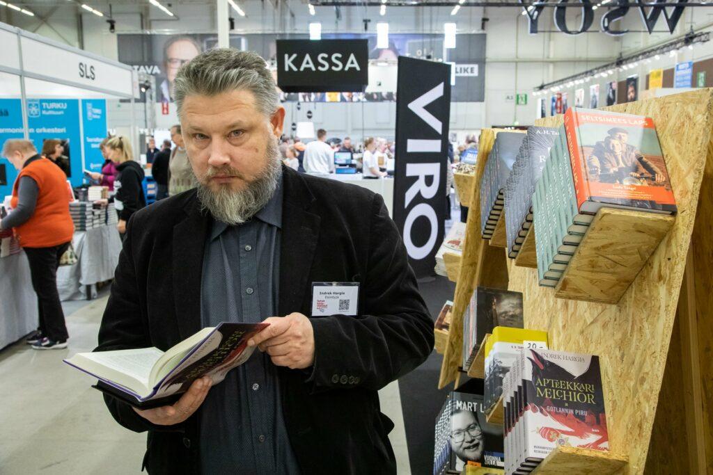 24.–27.10. Helsingin kirjamessut