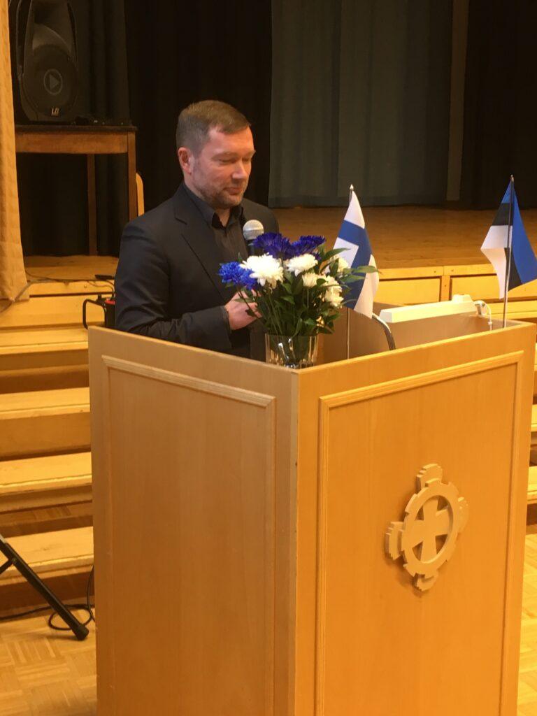 Liiton jäsenseura Savonlinnan Viro-yhdistys perustetaan