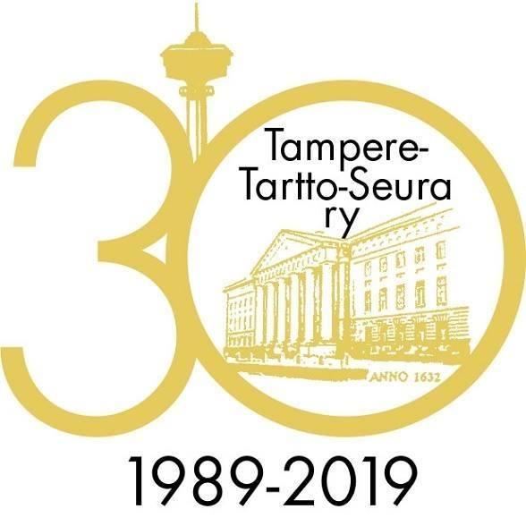 Liiton nykyinen jäsenseura Tampere-Tartto-seura perustetaan