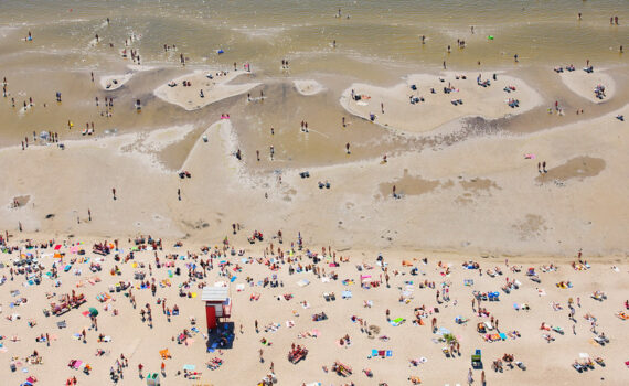 Pärnun hiekkaranta