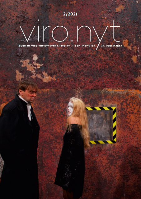 viro.nyt-lehden numeron 2-2021 kansikuva